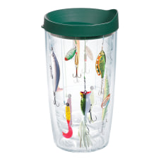 Tervis Fishing Tumbler With Lid 16