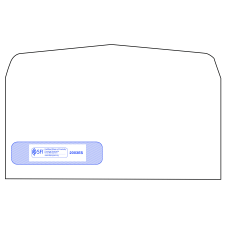 ADA Dental Self Seal Envelopes Box