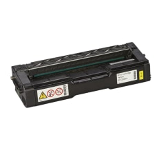 Ricoh Toner Cartridge RIC407656 Yellow
