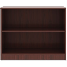 Lorell Laminate Bookcase 2 Shelf 30