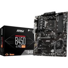 MSI B450 A PRO MAX Desktop