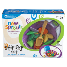 New Sprouts Stir Fry Play Set