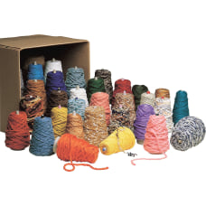 Pacon Yarn Value Box 20 116