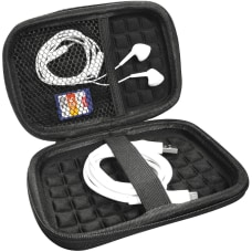 Maxell Mobile Storage Case External Dimensions