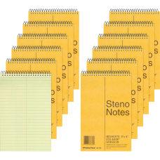 Rediform Steno Notebook 80 Sheets Wire