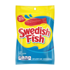 Swedish Fish Red 8 Oz Pack
