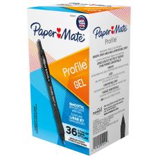 Paper Mate Gel Pen Profile Retractable