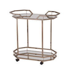 Southern Enterprises Ari Bar Cart 30