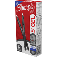 Sharpie S Gel Pens Fine Point
