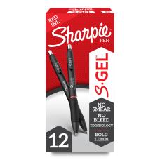 Sharpie S Gel Pens Bold Point