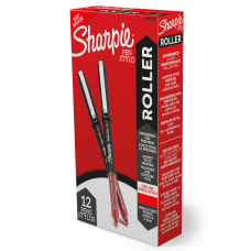 Sharpie Rollerball Pens Needle Point 05