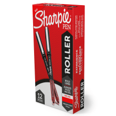 Sharpie Roller Pens Arrow Point 07