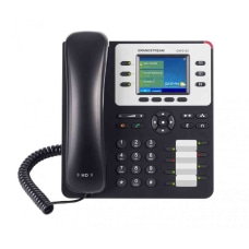 Grandstream Enterprise IP Corded Telephone GS