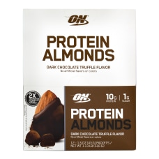 Optimum Nutrition Protein Almonds Dark Chocolate