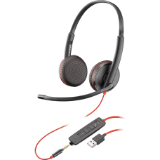 Plantronics Blackwire C3225 Headset Stereo USB