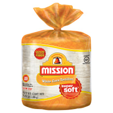 Mission Gluten Free Super Soft White