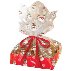 Amscan Christmas Large Treat Trays With