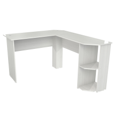 Inval Merlin L Shaped Corner Desk