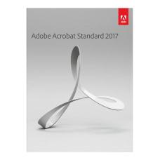 Adobe Acrobat Standard 2017 Disc