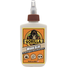 Gorilla Wood Glue 4 oz Wood