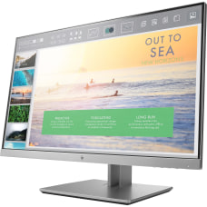HP EliteDisplay E233 LED monitor 23