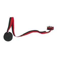 Porelon 80BRC Replacement Nylon Ribbon BlackRed
