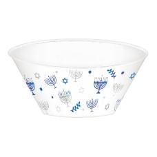 Amscan Hanukkah Plastic Serving Bowls 120