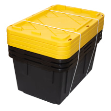 GreenMade Professional Poly Storage Containers With