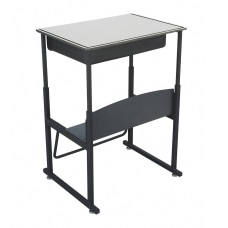 Safco AlphaBetter Adjustable Height Stand Up