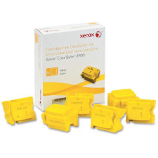Xerox 108R01016 Colorqube Ink Yellow Colorqube