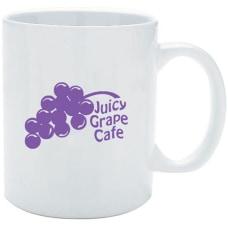 Ceramic White Mug 11oz