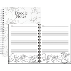 House Of Doolittle Doodle Notes Spiral