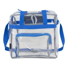 Eastsport Clear Stadium Tote Bag 12