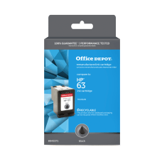 Office Depot Brand OD63B HP 63