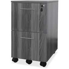 Mayline Gray Laminate FileFile Mobile Pedestal