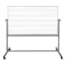 Luxor Magnetic Double Sided Dry Erase