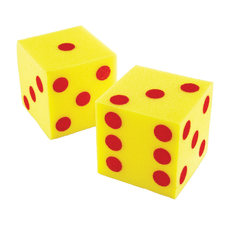 Learning Resources Giant Soft Dot Cubes