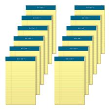 TOPS Docket Writing Pads 5 x