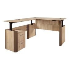 Forward Furniture Allure Height Adjustable L