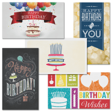 All Occasion Cards Economy Birthday Greeting