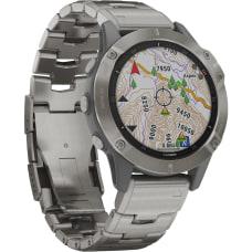 Garmin f nix 6 GPS Watch