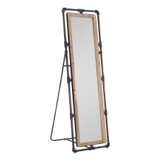 Powell Andres Pipe Cheval Freestanding Mirror