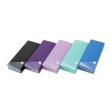 Textured Pencil Box Assorted Colors
