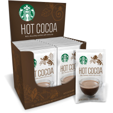 Starbucks Hot Cocoa Mix Cocoa Chocolate