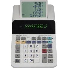 Sharp EL 1501 12 digit Printing