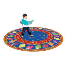 Flagship Carpets Circle Time Books Rug