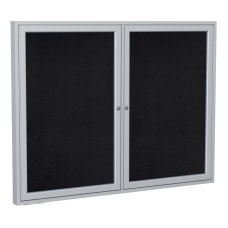 Ghent 2 Door Satin Enclosed Recycled