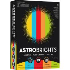 Astrobrights Inkjet Laser Printable Multipurpose Card