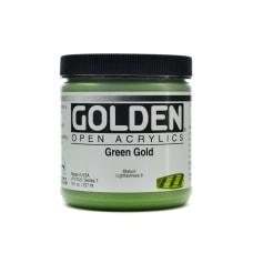 Golden OPEN Acrylic Paint 8 Oz