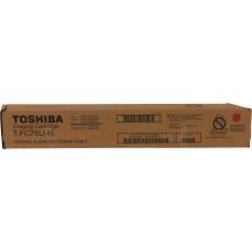 Toshiba TFC75UM Magenta original toner cartridge